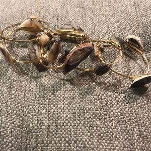 Bourbon and Bowties Bracelets